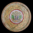 EXCLUSIVE PAINTINGS ON MARBLE PLATES
